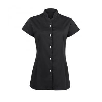 Dream Design Workwear Jetta Tunic Black Size 24