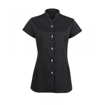 Dream Design Workwear Jetta Tunic Black Size 8