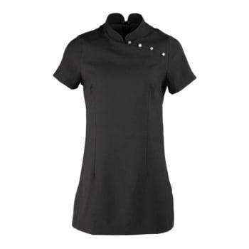 Dream Design Workwear Mika Tunic Black Size 10