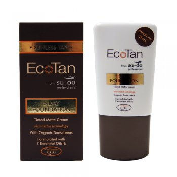Ecotan Sudo 5 Day Foundation Medium/Dark