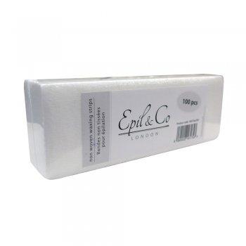 Epil & Co. Bonded Waxing Strips x 100