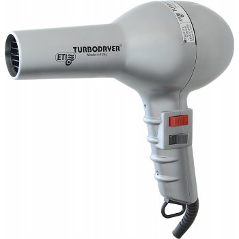 ETI Turbo Dryer 1500w Metallic Silver
