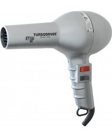 Turbo Dryer 1500w Metallic Silver