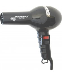 Turbo Hair Dryer 1500w Black