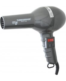 Turbo Hair Dryer 1500w Gunmetal