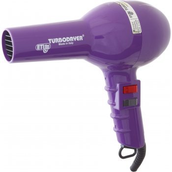 ETI Turbo Hair Dryer 1500w Purple