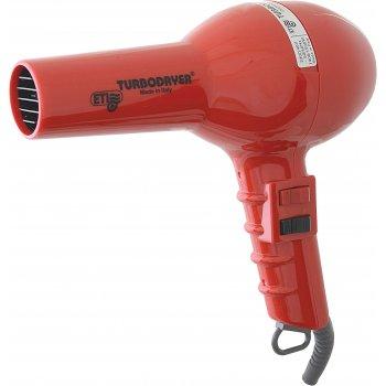 ETI Turbo Hair Dryer 1500w Red