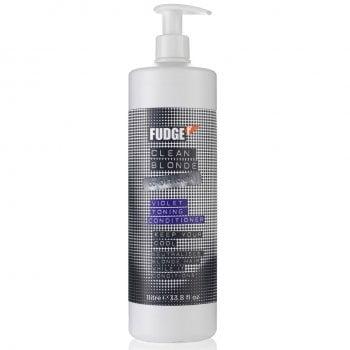 Fudge Clean Blonde Violet Cond 1000ml