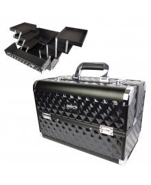 Vanity Case Heavy Duty Black