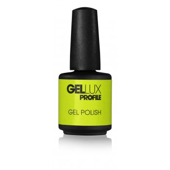 Gellux Gel Polish Lime Sorbet