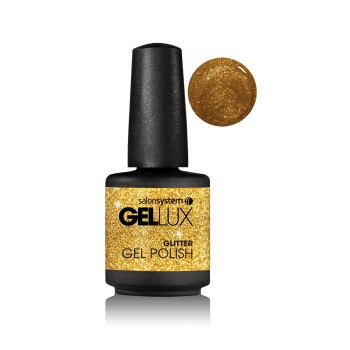 Gellux Gel Polish Lets Go Buffalo