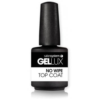 Gellux No Wipe Top Coat 15ml