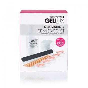 Gellux Nourishing Remover Kit