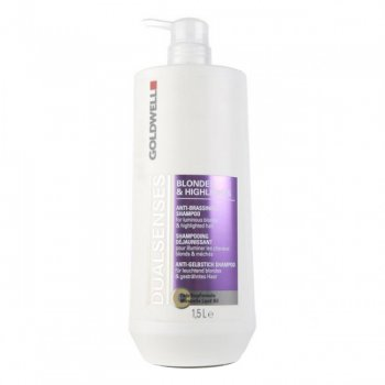 Goldwell Dualsenses Blondes & Highlights Anti-Brassiness Shampoo 1.5L