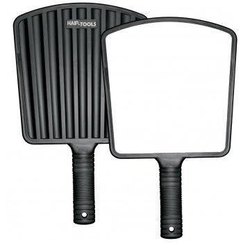 Hair Tools Black Eco Hand Mirror