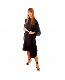 Black Nylon Cape