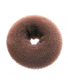 Bun Ring Medium Brown