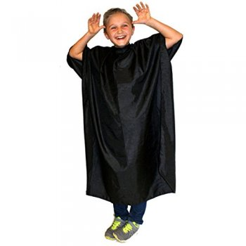 Hair Tools Childrens Gown Black