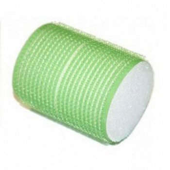 Hair Tools Cling Rollers Green 48mm