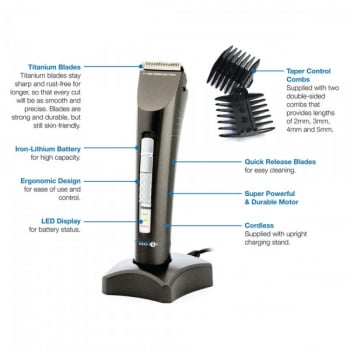 Hair Tools Electric Head Jog Mini Trimmer