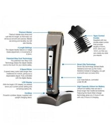 Electric Head Jog Titanium Pro Air Clipper Plus