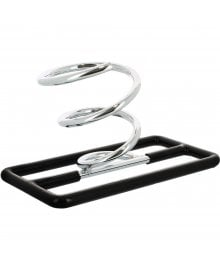 Hair Dryer Chrome Table Top Stand