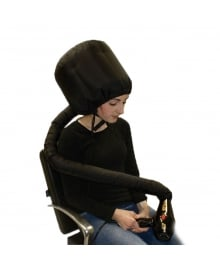 Mobile Hairdryer Hood
