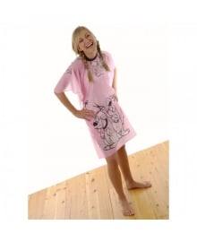 Pink Doggy Gown