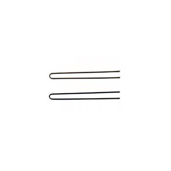 Hair Tools Plain Pins 2.5 inch Brown x 500