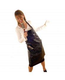 PVC Tinting Apron with Pockets