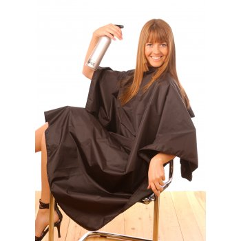 Hair Tools Tint Proof Gown Black