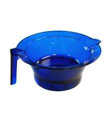 Transparent Tint Bowl Blue