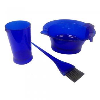 Hair Tools Transparent Tint Set Blue