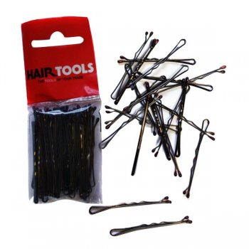 Hair Tools Waved Grips Black 2 inch x 50