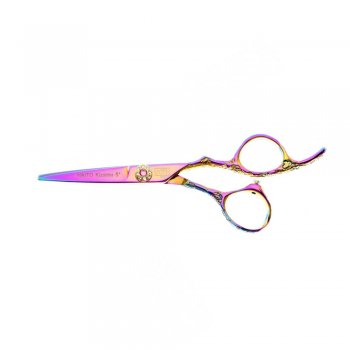 Haito Kizamu Offset Scissors 5 inch