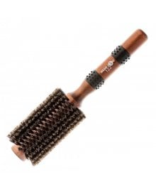 122 Natural Boar Bristle Radial Brush 28mm