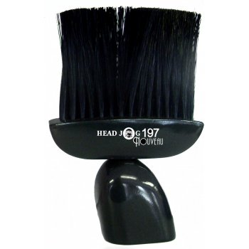 Head Jog 197 Black Neck Brush