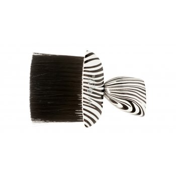 Head Jog 197 Zebra Neck Brush