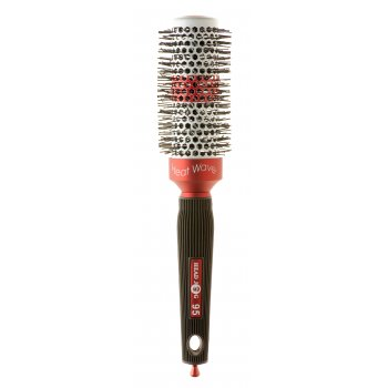 Head Jog 95 Heat Wave Brush 34mm