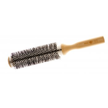 Head Jog 99 Extra Long Bamboo Thermal Brush 38mm