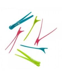 Jog Klip Itz Neon Pack x 6