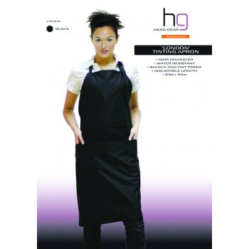 Headgear London Tinting Apron Black