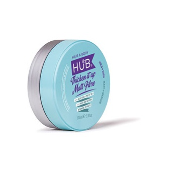 Hub Thicken It Up Matte Fibre 100ml