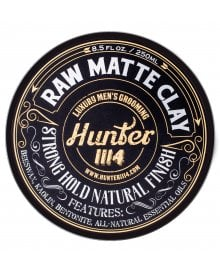 Raw Matte Clay 250ml