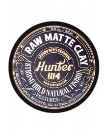 Raw Matte Clay 86ml