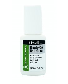 5 Second Brush-On Nail Glue 6g