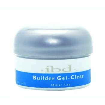 IBD Builder Gel Clear 0.5oz
