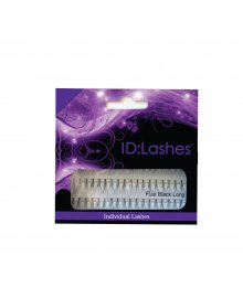 Individual Lashes Black Long