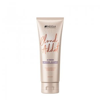 Indola Blond Addict Cool Shampoo 250ml