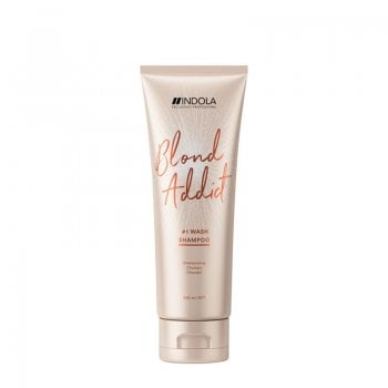 Indola Blond Addict Shampoo 250ml
